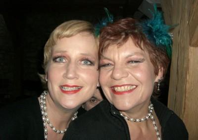Happy Alt - Petra und Hanne