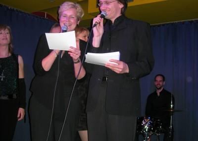 Zettelwirtschaft mit Petra und Rainer