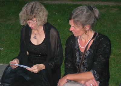 Tina und Birgitta