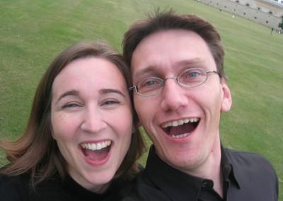 Melanie und Rainer